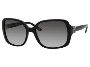 Saks Fifth Avenue 70/S Sunglasses-In Color-Black/gray gradient