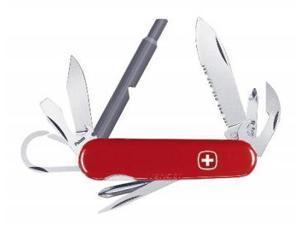 Wenger WRWR16994 Knives Folder Knife Matterhorn Red 16994