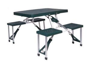 Stansport Picnic Table with Folding Seats
