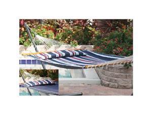 Smart Garden Santorini Premium Reversible Poly-cotton Hammock