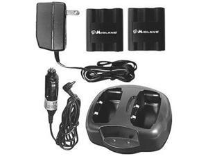 Midland AVP6 Charger Package for MDLLXT320, MDLLXT420, MDLLXT600 & MDLLXT65