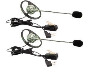 Midland Camo Headsets Wind Resis Mic   Avph7