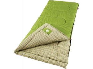 Coleman Rect Poly Flannel 40? Sleeping Bag