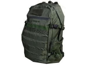 "Snugpak SNSN92172 Xocet 35 Rucksack Olive Green 19"" X 12"" X 8 Polyester Ripstop"