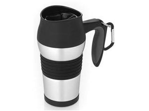 Leak-proof  Stainless Steel Travel Tumbler, 14oz