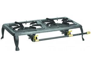 Stansport Cast Iron Stove with Double Burner