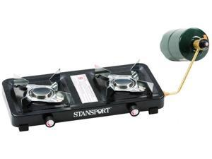 Stansport Double Burner Propane Stove