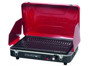 Stansport Propane Grill  Stove With Piezo - Red