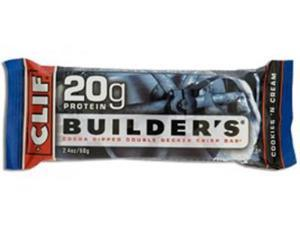 Clif Bar Clif Builder's Protein Bar, Cookies 'n Cream