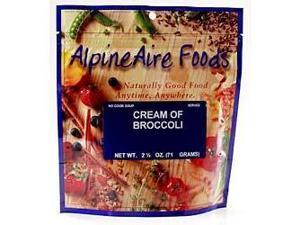 Alpine Aire Cream of Broccoli Soup