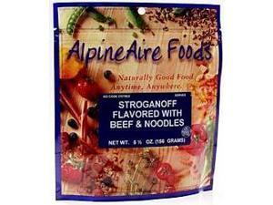 Alpine Aire Stroganoff with Beef & Noodles