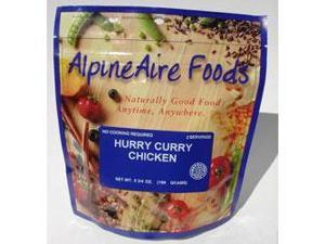 Alpine Aire Hurry Curry Chicken