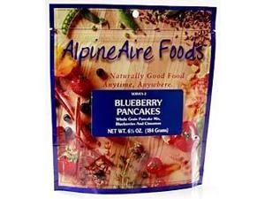 Alpine Aire Blueberry Pancakes - 6 Ounces