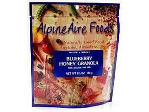Alpine Aire Blueberry Honey Granola with Milk - 6.5 Ounces