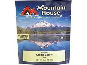 Mountain House Green Beans - Serves 2