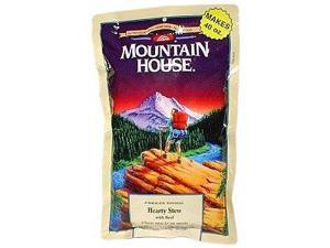 Mountain House Hearty Stew with Beef - Serves 4