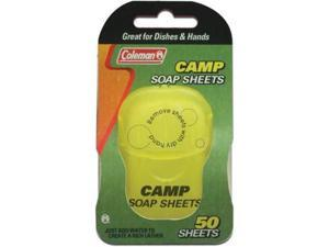 Wisconsin Pharmacal Coleman Camp Soap Sheets