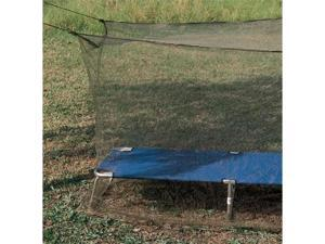 "Stansport Mosquito Netting with Bars - 30"" x 73"" x 33"""