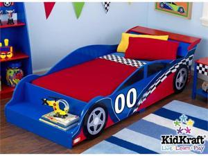 Racecar Toddler Bed - OEM