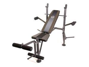 CAP Barbell Standard Bench w/ Butterfly Attachment - OEM