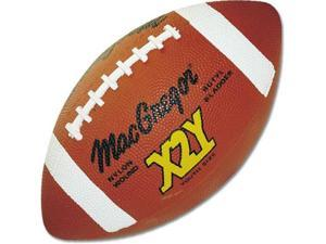 Macgregor® X2 Football - Rubber - OEM