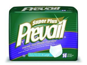 Prevail® Protective Underwear - Regular And Super Absorbency - OEM