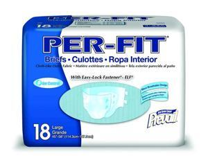 Per-Fit Frontal Tape Briefs - OEM