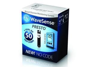 Wavesense Presto™ Test Strips - OEM
