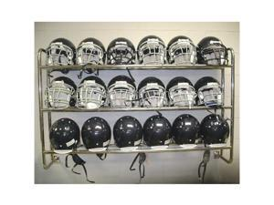 Wall Mounted Helmet Rack - OEM