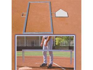 Foldable Batter's Box Template - OEM