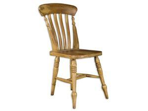 Mango Wood Occasional Chair - OEM