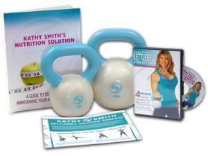 Kathy Smith Kettlebell Solution NEW - OEM
