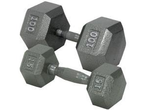 Champion Hex Dumbell With Ergo Handle - OEM