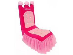 LumiSource Princess Chair Pink CHR-PRINCESS - OEM