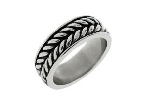 Stainless Steel Ring Size 10