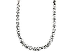 Stainless Steel Rolo Chain 22 ""