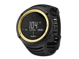 Suunto SS016789000 Core All Outdoor Watch - Altimeter, Barometer, Chronograph, Depth Meter (Yellow)