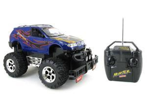 BMW X5 Off Road Fury 1:18 Electric RTR RC Truck