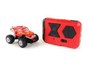 Air Hogs Red Bug Thunder Trucks Electric Micro IR RC Car
