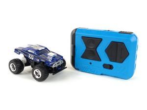 Air Hogs Blue Thunder Trucks Electric Micro IR RC Car