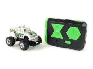Air Hogs Green Thunder Trucks Electric Micro IR RC Car