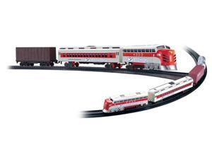 World Tech Toys Lights & Sounds Electric Train Set