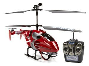 World Tech Toys ZX-35911 - GYRO Raptor-X 3.5CH Electric RC Helicopter
