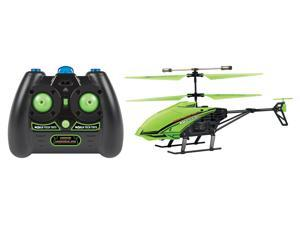 World Tech Toys ZX-34823 Glow in The Dark Nano Hercules Unbreakable 3.5CH RC Helicopter