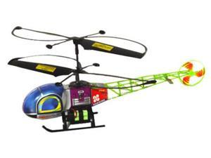 2CH Dragonfly RTF Electric RC Helicopter