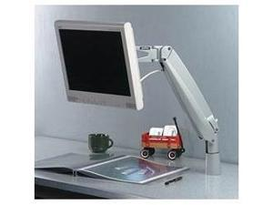 Desktop LCD Mount - Articulating Arm Black - by Peerless