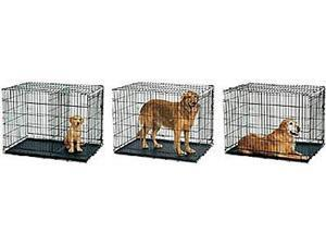 Adjustable Pet Crates