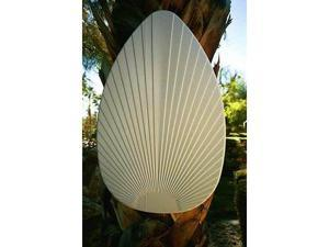Palm Leaf-Shaped Ceiling Fan Blade Covers