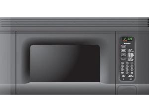 Sharp 1.4 cu.ft Microwave Oven