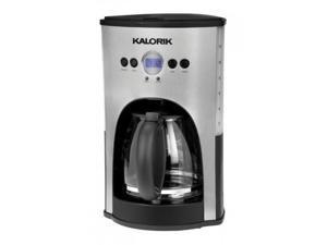 Kalorik CM 25282 SS Programmable 12-Cup Coffee Maker